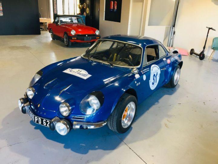 Alpine A110 1600S Bleu - 3