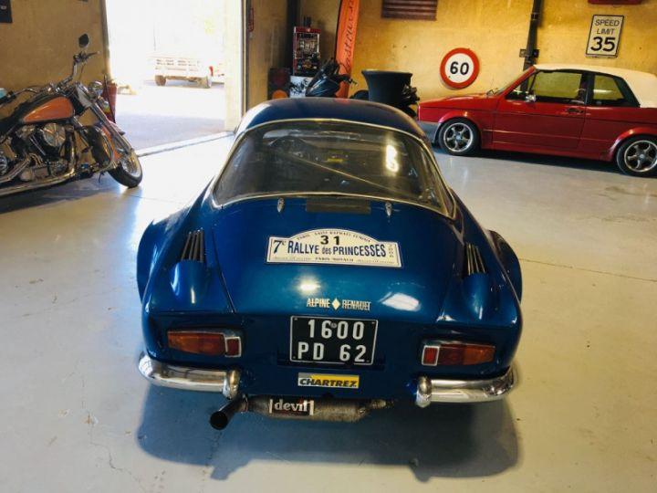 Alpine A110 1600S Bleu - 6