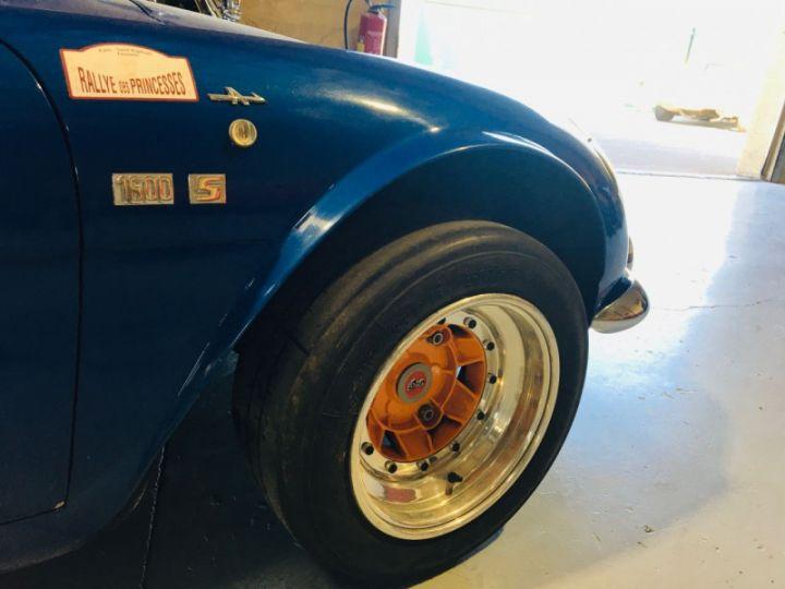 Alpine A110 1600S Bleu - 9