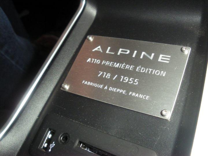 Alpine A110 NUMERO 718/1955 NOIR - 21