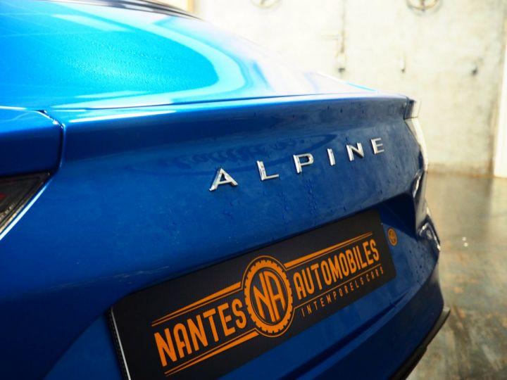 Alpine A110 PURE  Bleu Alpine  - 8