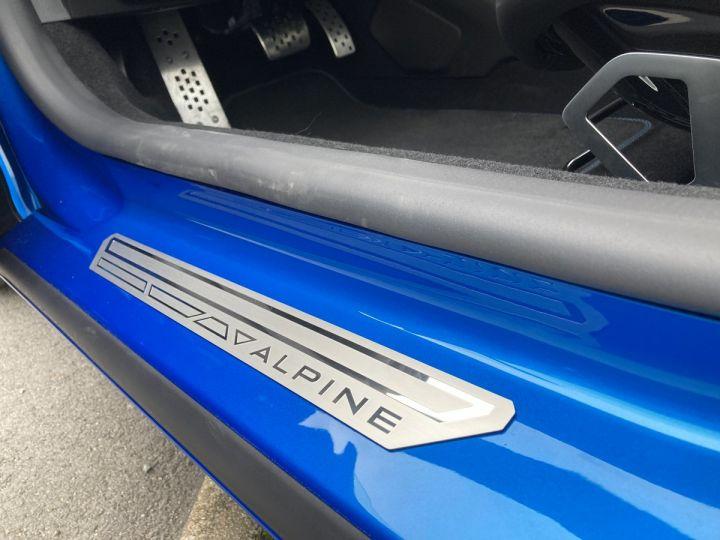 Alpine A110 PURE  Bleu Alpine  - 21