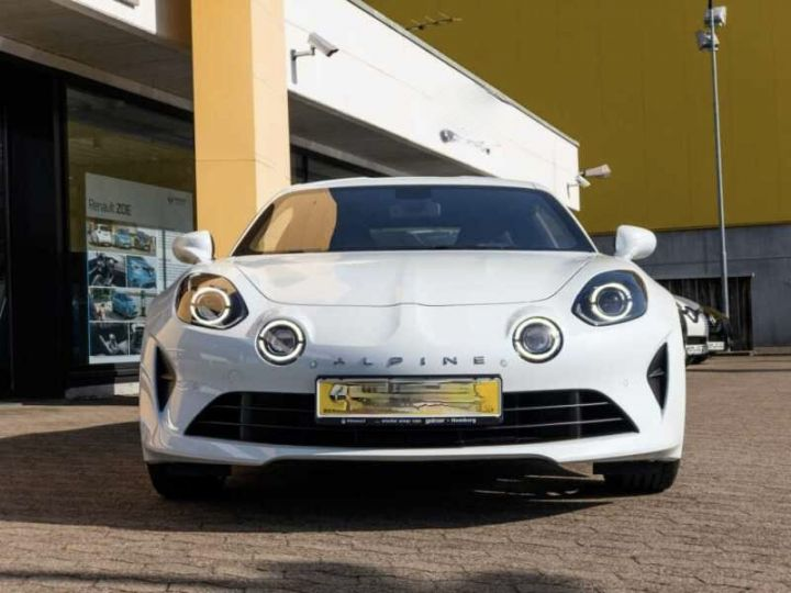 Alpine A110 Pure Édition 252 cv blanc - 2