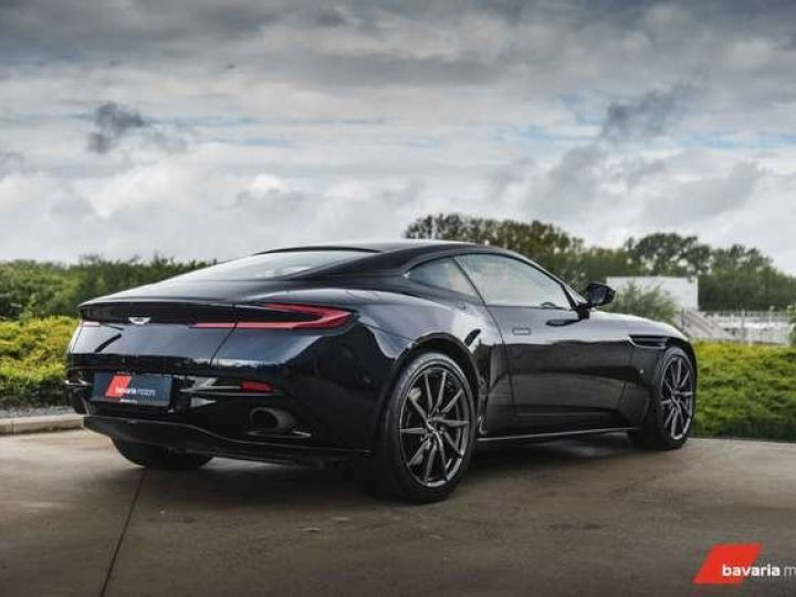Aston Martin DB11 5.2 V12 - Pack Luxe - Edition CEO -  noir - 2