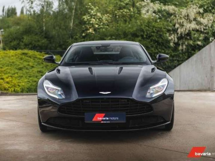 Aston Martin DB11 5.2 V12 - Pack Luxe - Edition CEO -  noir - 3
