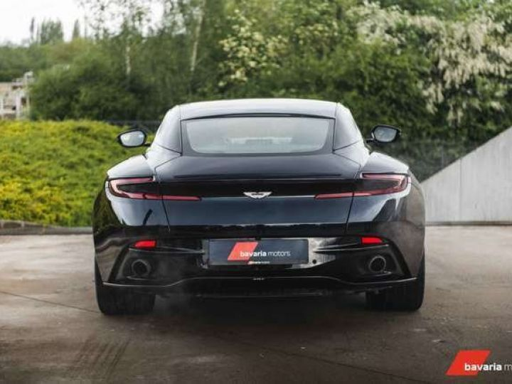 Aston Martin DB11 5.2 V12 - Pack Luxe - Edition CEO -  noir - 4