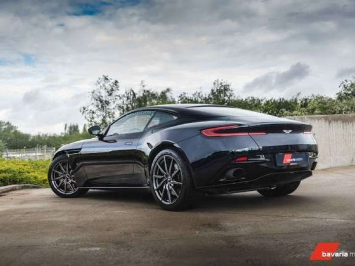 Aston Martin DB11 5.2 V12 - Pack Luxe - Edition CEO -  noir - 6