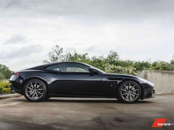 Aston Martin DB11 5.2 V12 - Pack Luxe - Edition CEO -  noir - 7