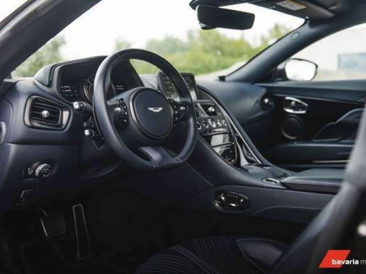 Aston Martin DB11 5.2 V12 - Pack Luxe - Edition CEO -  noir - 12