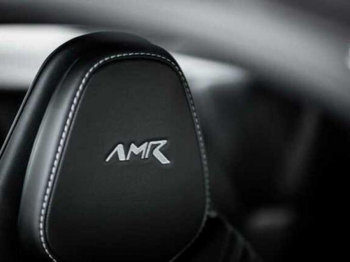 Aston Martin DB11 AMR # BODYPACK BLACK Onyx Black - 9