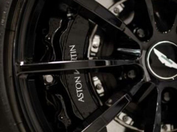 Aston Martin DB11 AMR # BODYPACK BLACK Onyx Black - 11