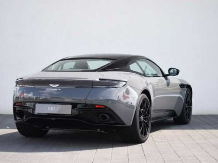 Aston Martin DB11 AMR V12 China Grey métal - 2