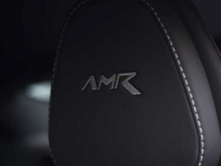 Aston Martin DB11 AMR V12 China Grey métal - 15