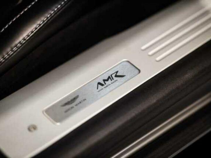 Aston Martin DB11 AMR V12 # 639 CV Hammerhead Silver métal - 13