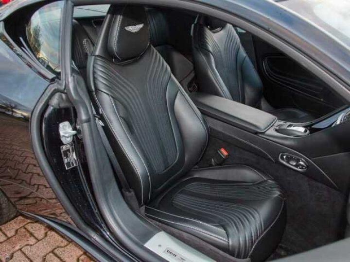 Aston Martin DB11 BODYPACK BLACK#PACK TECHNOLOGY#PACK EXTERIEUR BRIGHT FINISHER Onyx Black métal - 6