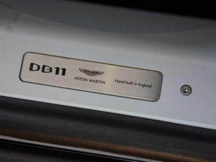 Aston Martin DB11 BODYPACK BLACK#PACK TECHNOLOGY#PACK EXTERIEUR BRIGHT FINISHER Onyx Black métal - 13