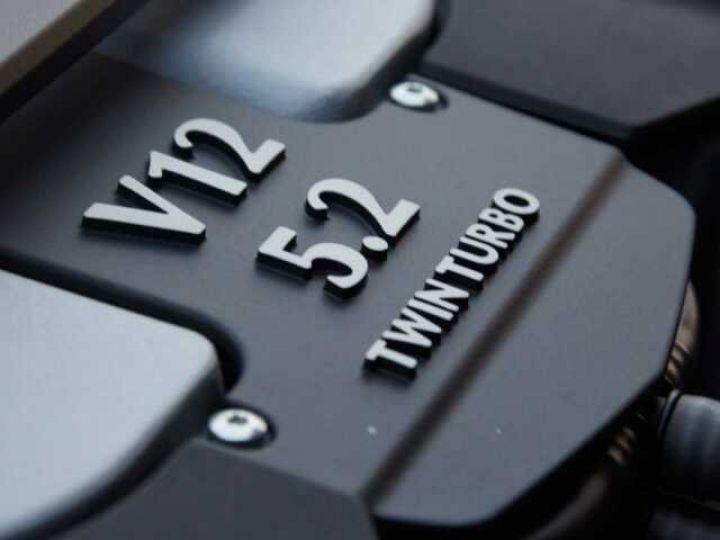 Aston Martin DB11 BODYPACK BLACK#PACK TECHNOLOGY#PACK EXTERIEUR BRIGHT FINISHER Onyx Black métal - 15