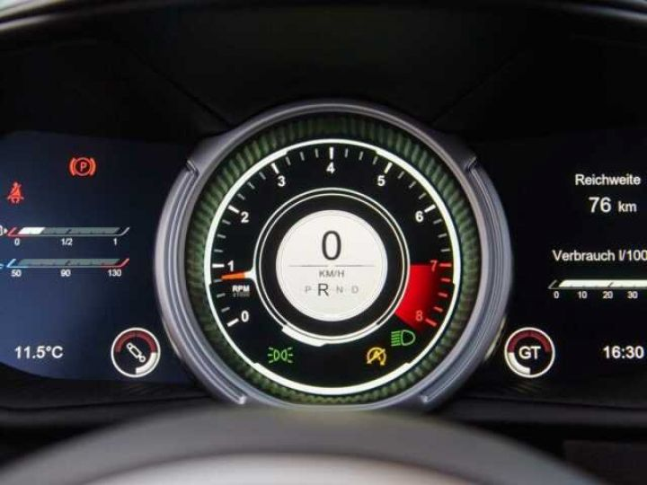 Aston Martin DB11 BODYPACK BLACK#PACK TECHNOLOGY#PACK EXTERIEUR BRIGHT FINISHER Onyx Black métal - 17