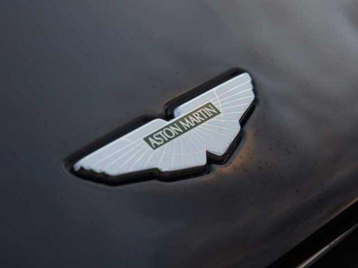 Aston Martin DB11 BODYPACK BLACK#PACK TECHNOLOGY#PACK EXTERIEUR BRIGHT FINISHER Onyx Black métal - 20