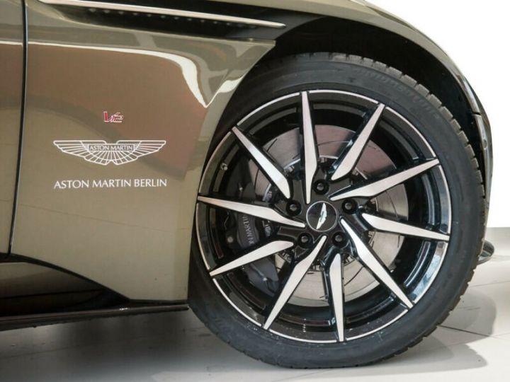 Aston Martin DB11 Coupe V12, 4500Kms, Gtie usine # Vert Peinture métallisée - 10