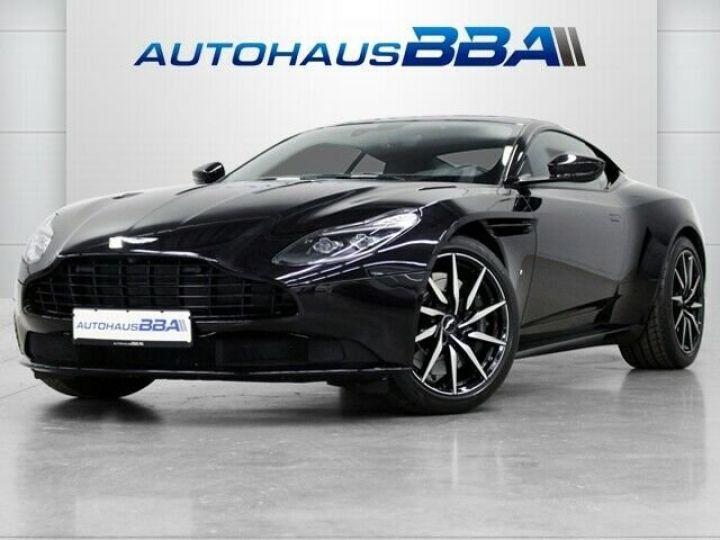 Aston Martin DB11 DB11 Coupe Launch Edition Navi Dark Chrome Jewel noir - 11