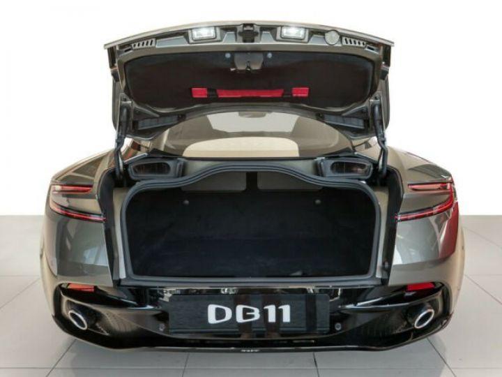 Aston Martin DB11 V12 5.2  Arden Green métal - 11