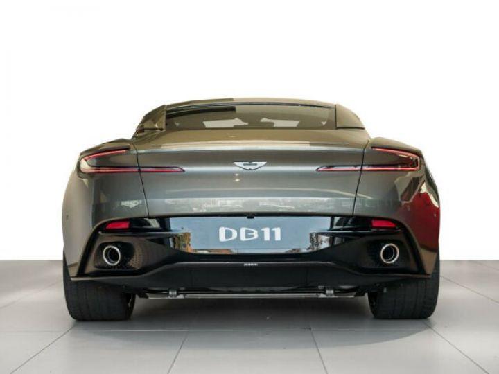 Aston Martin DB11 V12 5.2  Arden Green métal - 13