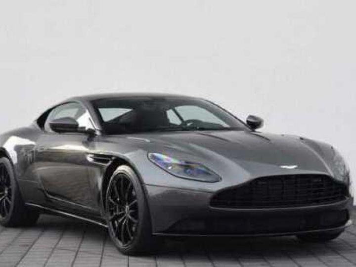 Aston Martin DB11 V12 AMR Magnetic Siver métal - 1
