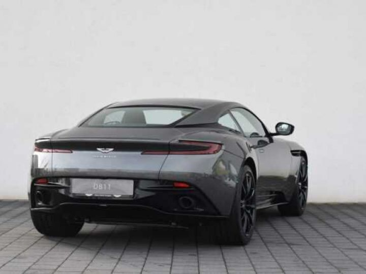 Aston Martin DB11 V12 AMR 639 CV Magnetic Siver métal - 2