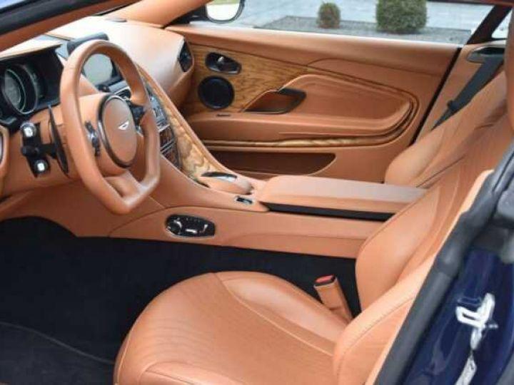 Aston Martin DB11 V12 AMR 639 CV # BODYPACK BLACK Mariana Blue - 3