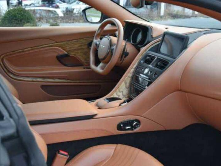 Aston Martin DB11 V12 AMR 639 CV # BODYPACK BLACK Mariana Blue - 7