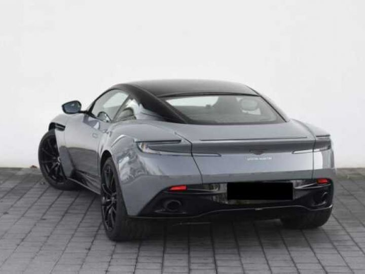 Aston Martin DB11 V12 AMR 639 CV#BODYPACK BLACK# China Grey métal - 5