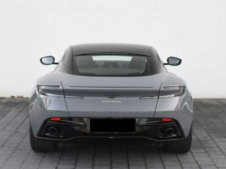 Aston Martin DB11 V12 AMR 639 CV#BODYPACK BLACK# China Grey métal - 7