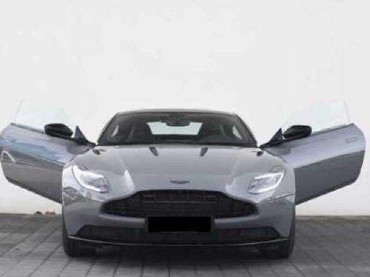 Aston Martin DB11 V12 AMR 639 CV#BODYPACK BLACK# China Grey métal - 17