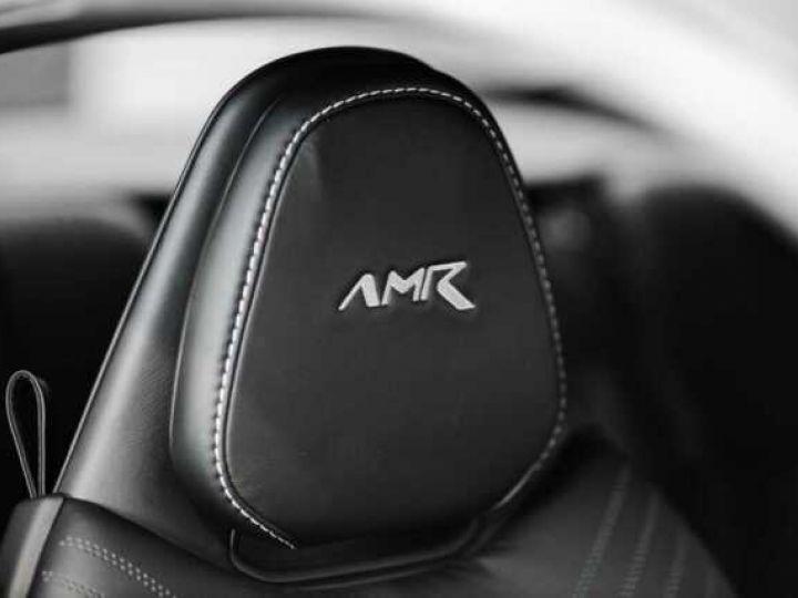 Aston Martin DB11 V12 AMR Bodypack Black Onyx Black métal - 3