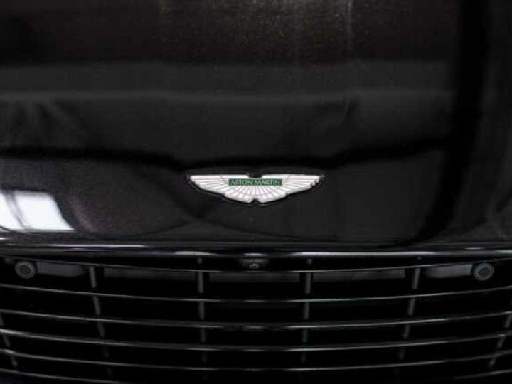 Aston Martin DB11 V12 AMR Bodypack Black Onyx Black métal - 11