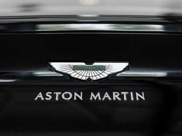 Aston Martin DB11 V12 AMR Bodypack Black Onyx Black métal - 17