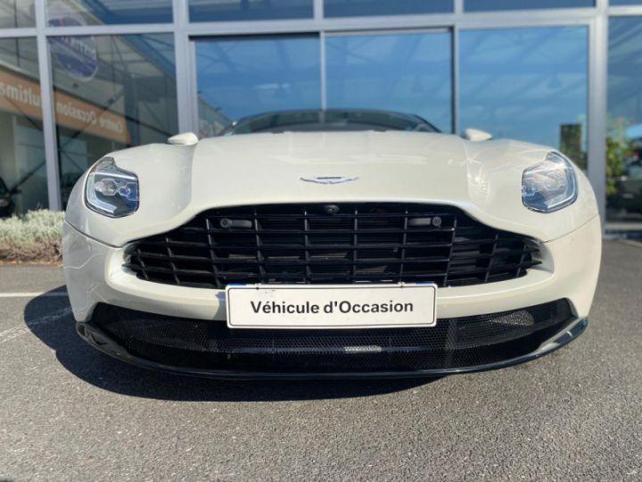 Aston Martin DB11 V12 BI-TURBO 5.2 608CH BVA8 Blanc - 3