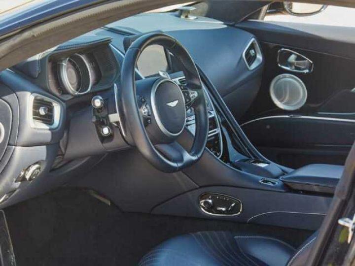 Aston Martin DB11 V12 Coupé AML Special#Bodypack Black Ultramarine Black (AML Special - 8