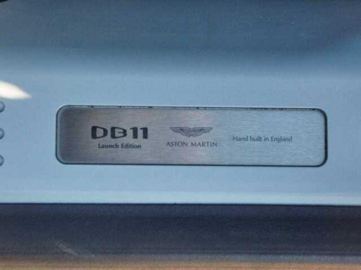 Aston Martin DB11 V12 Coupé AML Special#Bodypack Black Ultramarine Black (AML Special - 16