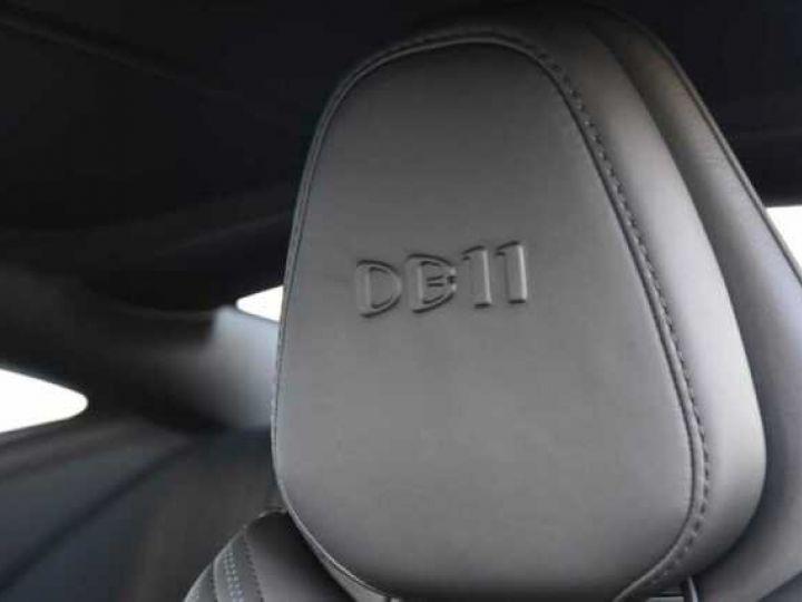 Aston Martin DB11 V12 PACK AMR PERFORMANCE Onyx Black métal - 12