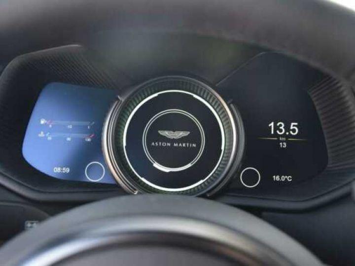 Aston Martin DB11 V12 PACK AMR PERFORMANCE Onyx Black métal - 21