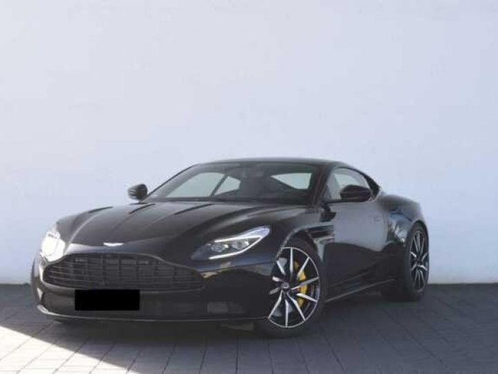 Aston Martin DB11 V12 # PACK AMR Performance Onyx Black métal - 1