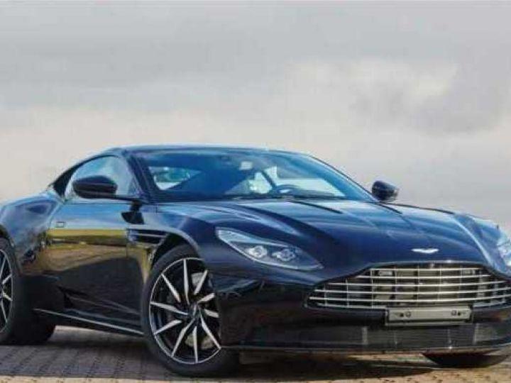 Aston Martin DB11 V12 TOUCHTRONIC III 8 rapports# Bodypack Black Ultramarine Black - 1