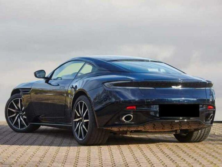 Aston Martin DB11 V12 TOUCHTRONIC III 8 rapports# Bodypack Black Ultramarine Black - 2