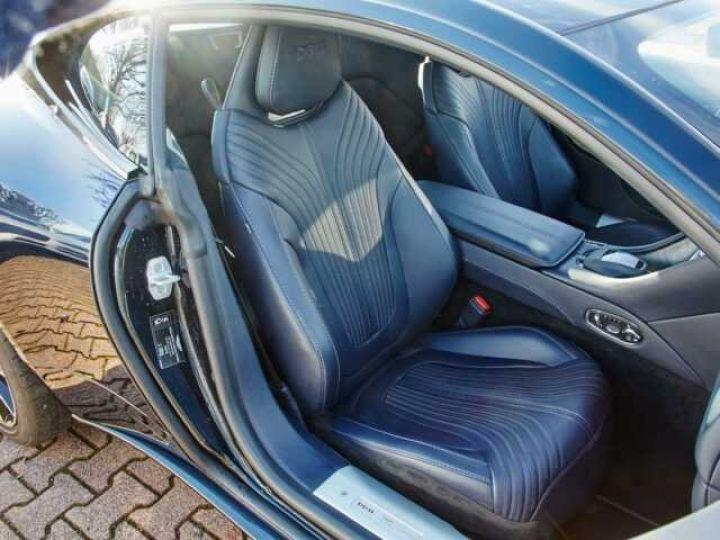 Aston Martin DB11 V12 TOUCHTRONIC III 8 rapports# Bodypack Black Ultramarine Black - 5