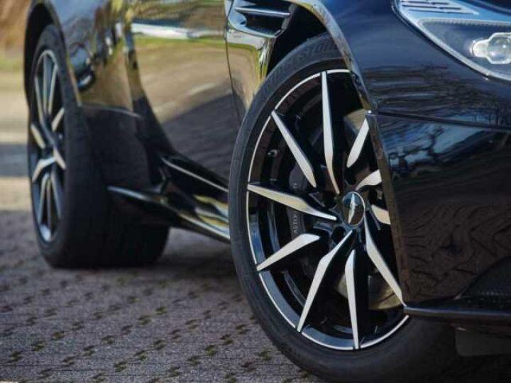 Aston Martin DB11 V12 TOUCHTRONIC III 8 rapports# Bodypack Black Ultramarine Black - 6