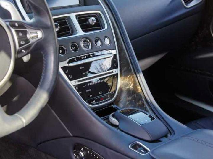 Aston Martin DB11 V12 TOUCHTRONIC III 8 rapports# Bodypack Black Ultramarine Black - 9