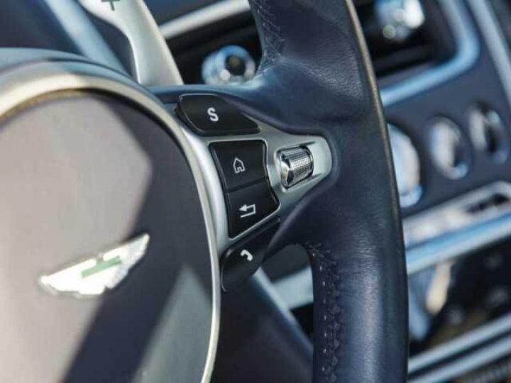 Aston Martin DB11 V12 TOUCHTRONIC III 8 rapports# Bodypack Black Ultramarine Black - 10