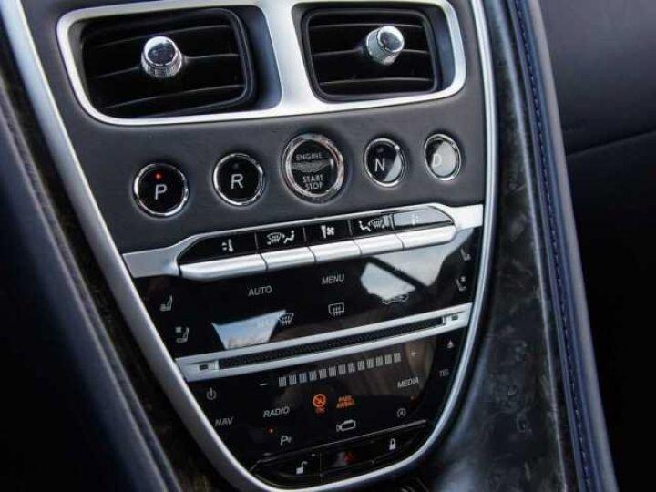 Aston Martin DB11 V12 TOUCHTRONIC III 8 rapports# Bodypack Black Ultramarine Black - 11